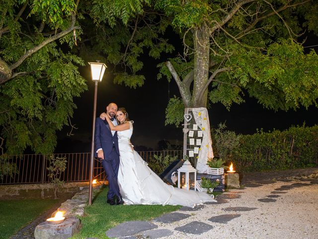 Il matrimonio di Luigi e Barbara a Roma, Roma 1