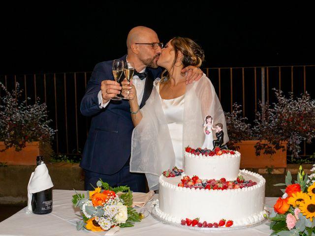 Le nozze di Barbara e Luigi