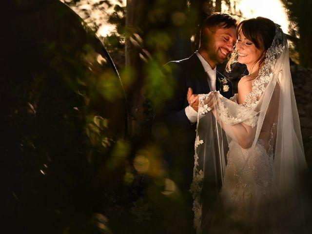 Le nozze di Nadia e Severino