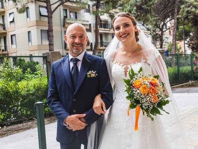 Il matrimonio di Andrea e Martina a Genova, Genova 21