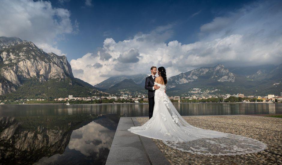 Il matrimonio di Manuel e Valentina a Vercurago, Lecco