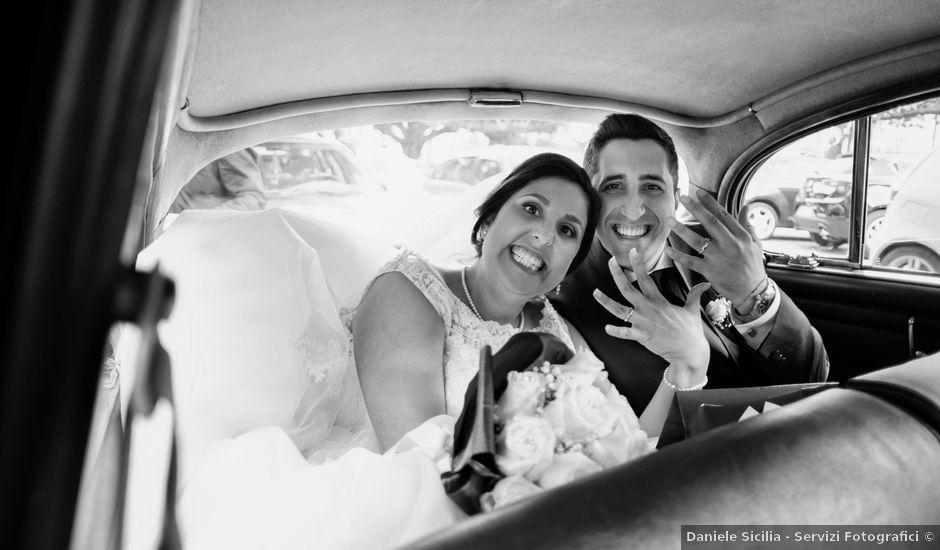 Il matrimonio di Ivano e Silvia a Palermo, Palermo