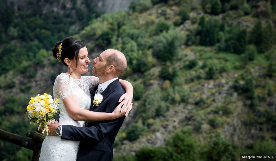 Il matrimonio di Ivan e Luisa a Forcola, Sondrio