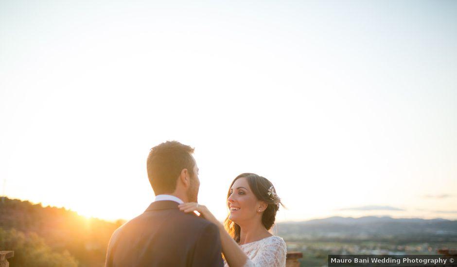 Il matrimonio di Stefano e Chiara a Torgiano, Perugia
