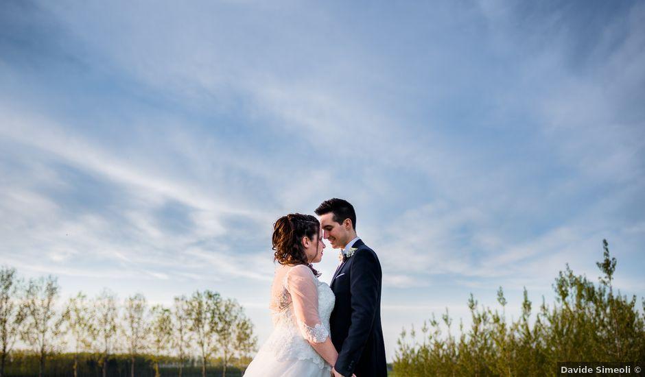 Il matrimonio di Andrea e Francesca a Bondeno, Ferrara