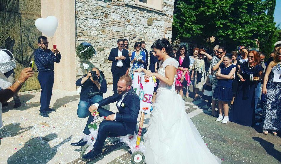 Il matrimonio di Simone e Jessica  a Sirmione, Brescia