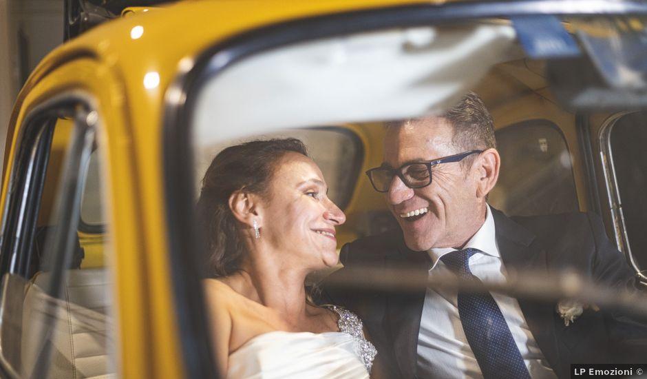 Il matrimonio di Nicola e Angelica a Menaggio, Como