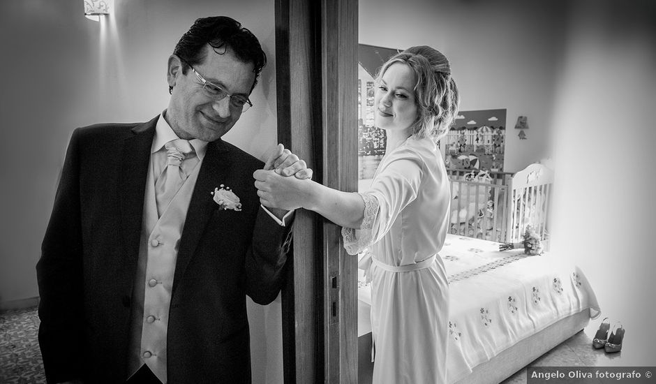 Il matrimonio di Massimo e Oksana a Salerno, Salerno