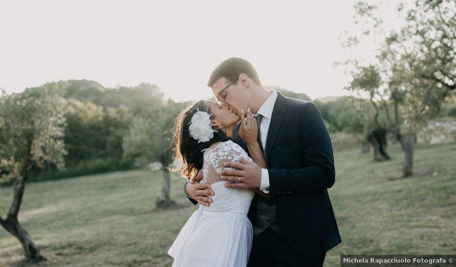 Il matrimonio di Luca e Camila a Caserta, Caserta