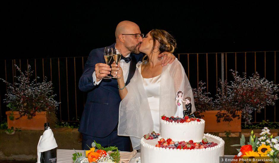 Il matrimonio di Luigi e Barbara a Roma, Roma