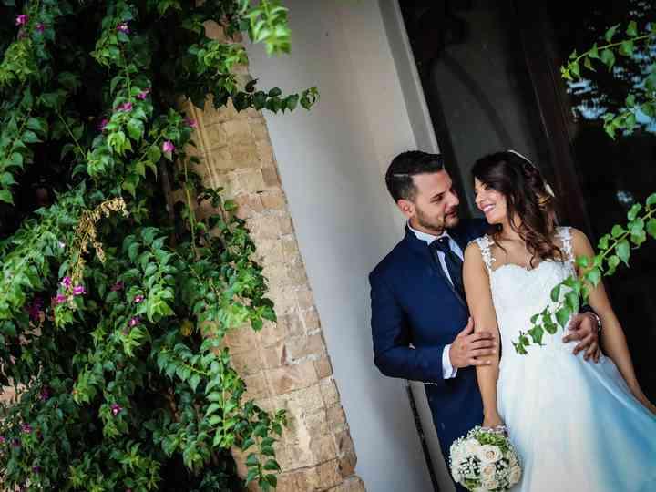 Le nozze di Stefania e Emanuele