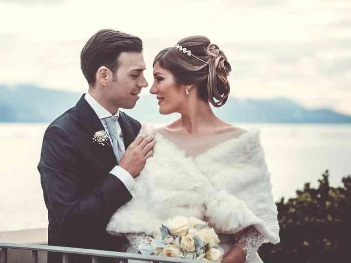 Le nozze di Antonella e Luigi