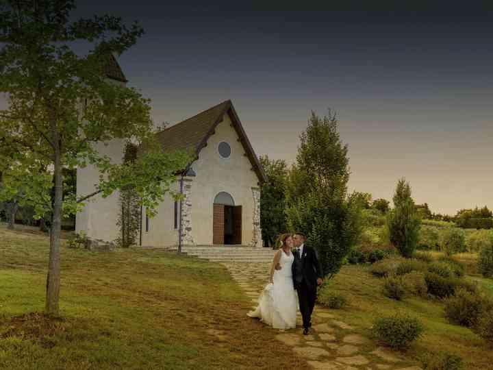 le nozze di Daniela e Gianni