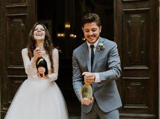 Le nozze di Chiara e Diego