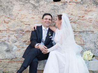 Le nozze di Tania e Luigi