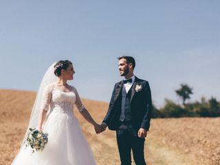 Le nozze di Luisa e Romano