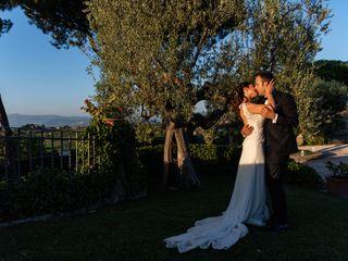 Le nozze di Vincenzo e Arcangela