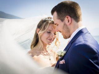 Le nozze di Olga e Fabio