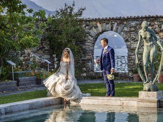 Le nozze di Olga e Fabio 1