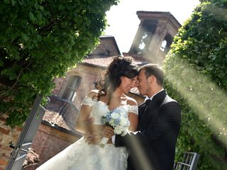 Le nozze di Denise e Igor