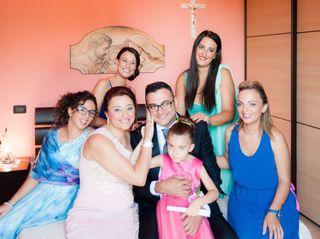 le nozze di Michela e Massimo 1