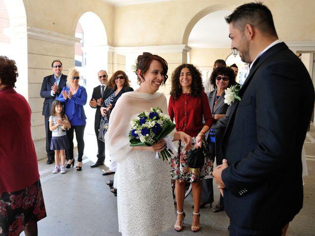 Il matrimonio di Giuseppe e Anastasia a Ferrara, Ferrara 1