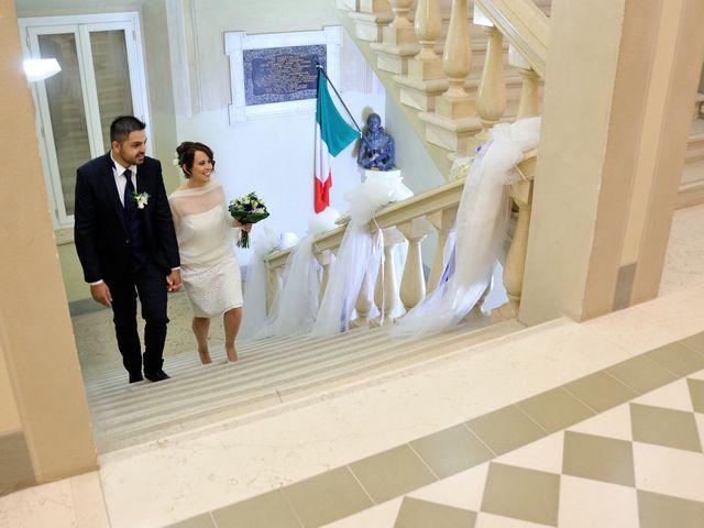 Il matrimonio di Giuseppe e Anastasia a Ferrara, Ferrara 9