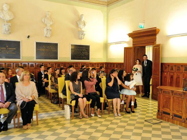 Il matrimonio di Giuseppe e Anastasia a Ferrara, Ferrara 12