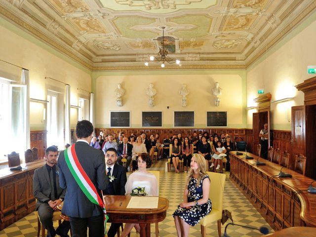Il matrimonio di Giuseppe e Anastasia a Ferrara, Ferrara 15