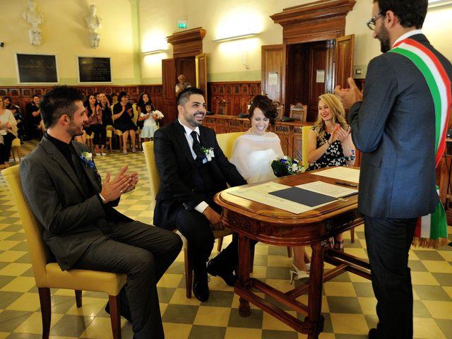 Il matrimonio di Giuseppe e Anastasia a Ferrara, Ferrara 16