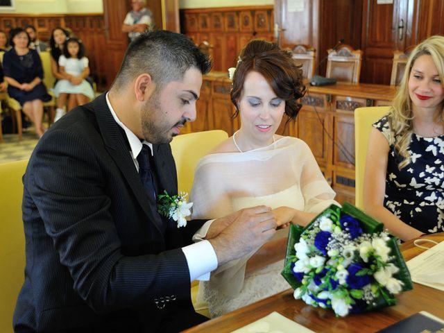 Il matrimonio di Giuseppe e Anastasia a Ferrara, Ferrara 17