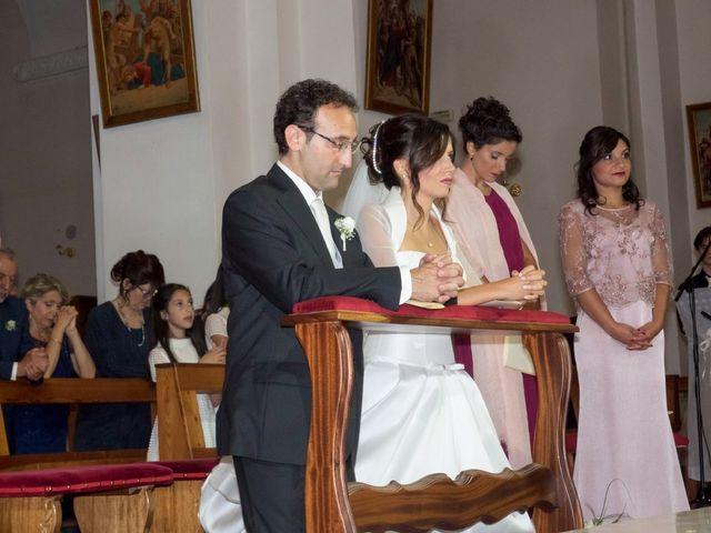 Il matrimonio di Cristiano e Sara a Casarano, Lecce 11