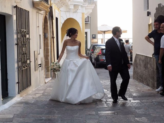 Il matrimonio di Cristiano e Sara a Casarano, Lecce 17