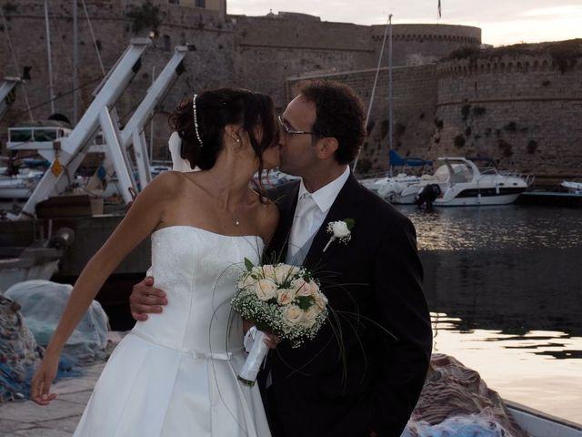 Il matrimonio di Cristiano e Sara a Casarano, Lecce 22