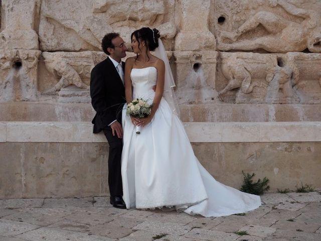 le nozze di Sara e Cristiano