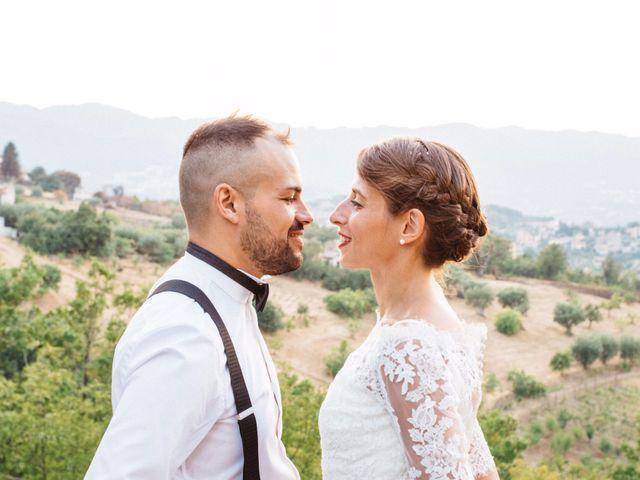 Le nozze di Enrica e Angelo