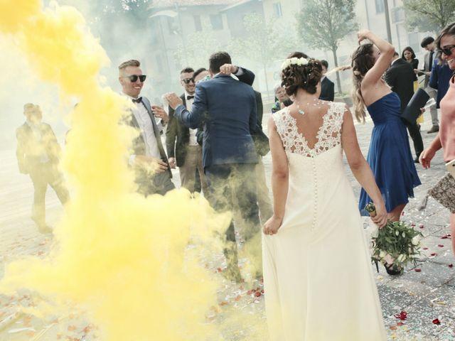 Il matrimonio di marco e Adriana a Monza, Monza e Brianza 18