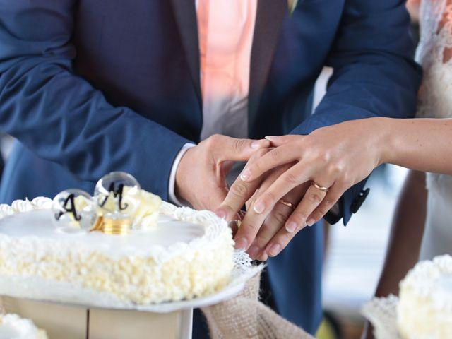 Il matrimonio di marco e Adriana a Monza, Monza e Brianza 40