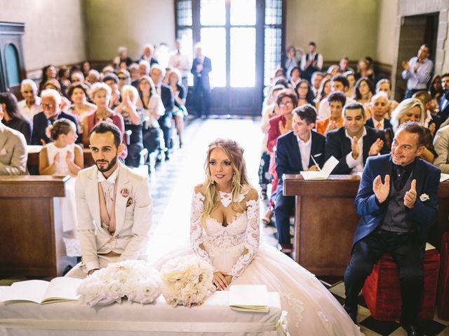 Il matrimonio di Leonardo e Maila a Livorno, Livorno 41