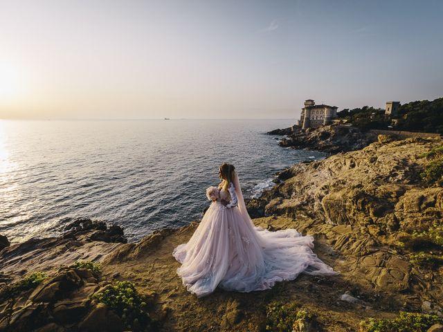 Il matrimonio di Leonardo e Maila a Livorno, Livorno 46
