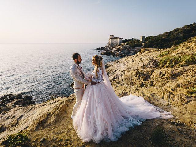 Il matrimonio di Leonardo e Maila a Livorno, Livorno 50