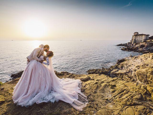 Il matrimonio di Leonardo e Maila a Livorno, Livorno 51