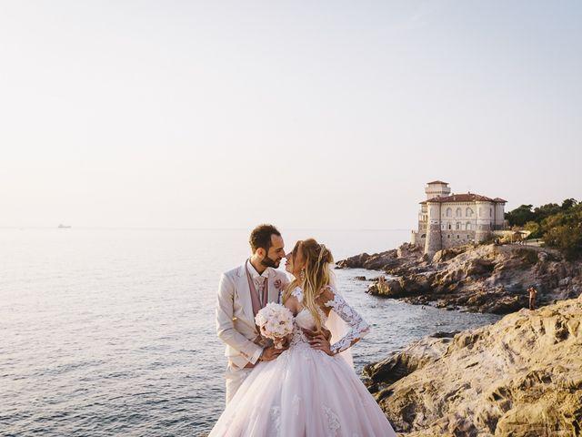le nozze di Maila e Leonardo