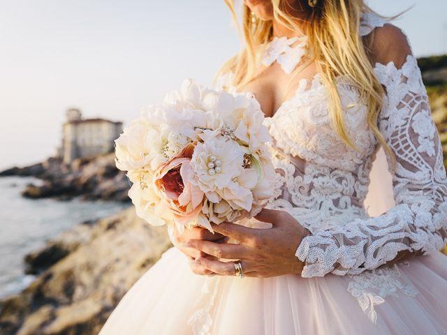 Il matrimonio di Leonardo e Maila a Livorno, Livorno 53