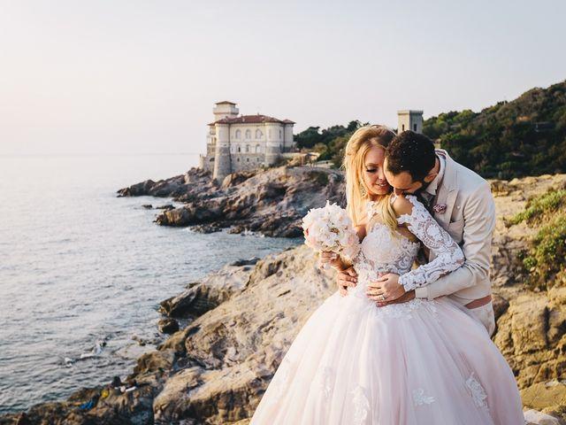 Il matrimonio di Leonardo e Maila a Livorno, Livorno 54