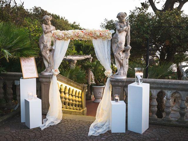 Il matrimonio di Leonardo e Maila a Livorno, Livorno 57