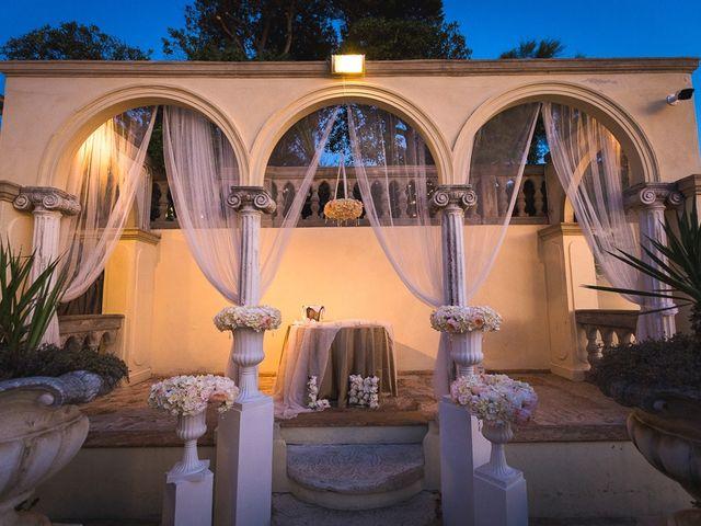 Il matrimonio di Leonardo e Maila a Livorno, Livorno 62