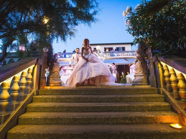 Il matrimonio di Leonardo e Maila a Livorno, Livorno 64