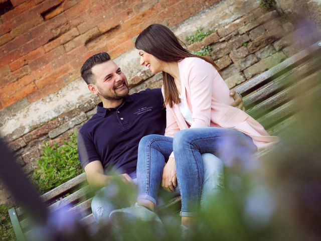 Il matrimonio di Emanuele e Stefania a Pedaso, Fermo 3