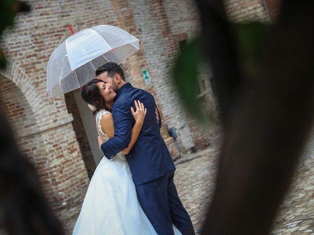 Il matrimonio di Emanuele e Stefania a Pedaso, Fermo 57